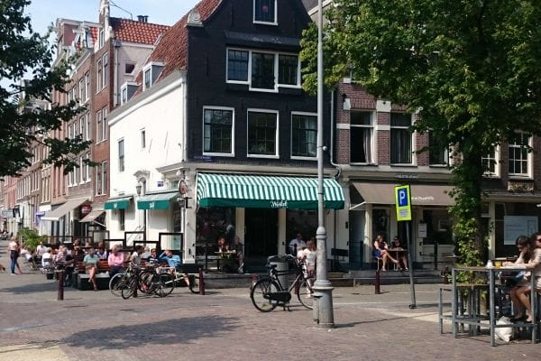 dbf0938260 Café and restaurant Winkel 43 in SWEETS hotel neigbourhood guide Amsterdam